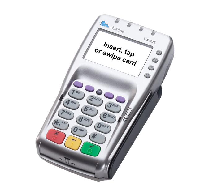 Free Credit Card Terminal by Springfield Payments