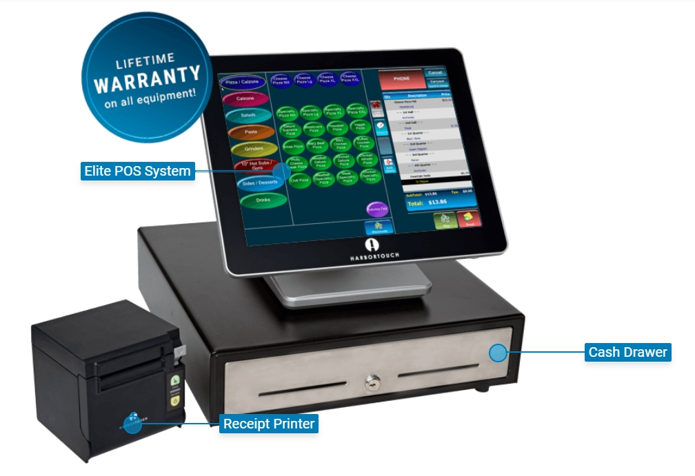 QSR & Delivery POS System
